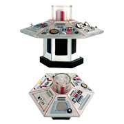 Doctor Who Fourth Doctor TARDIS Console with Collector Magazine #1