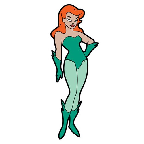 Batman: The Animated Series Poison Ivy Mega Magnet