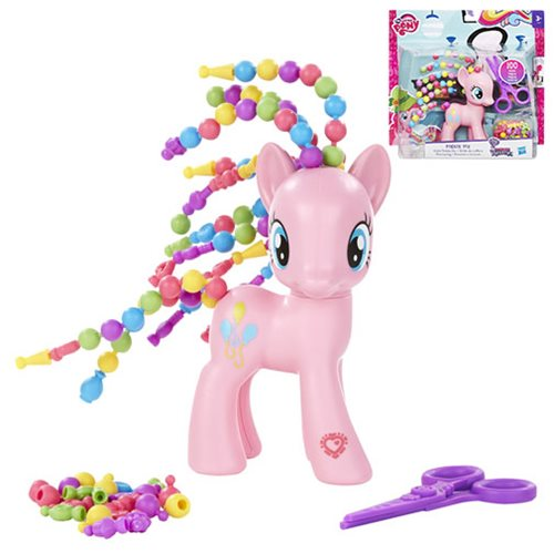 My Little Pony Explore Equestria Pinkie Pie Hair Play Doll