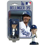MLB Los Angeles Dodgers Cody Bellinger 4-Inch Bobblehead