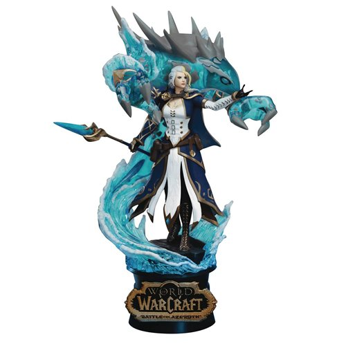 World of Warcraft Jaina D-Stage DS-043 6-Inch Statue
