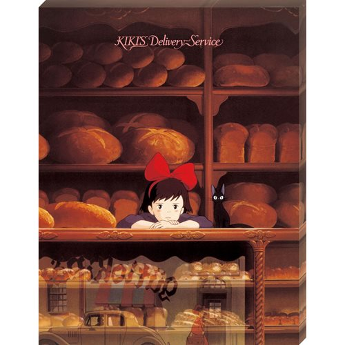 Kiki's Delivery Service Tending the Store Artboard Canvas Style 366-Piece Jigsaw Puzzle