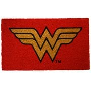 Wonder Woman Logo Coir Doormat