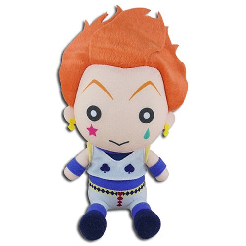 Hunter x Hunter Hisoka Sitting Pose 7-Inch Plush