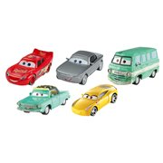 Cars 3 Die-Cast Metal Vehicle Collection 5-Pack