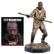 The Walking Dead Morgan Figure with Collector Magazine #14