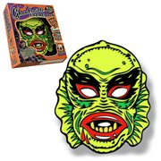 Ben Cooper Ghoulsville Fish Face Lapel Pin