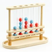 Marbles Newton Interactive Game