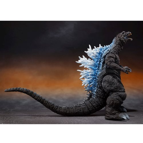 Giant Monsters All-Out Attack Godzilla 2001 Heat Ray Ver. SH MonsterArts Action Figure