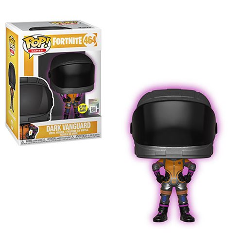 Fortnite Dark Vanguard Glow-in-the-Dark Pop! Vinyl Figure #464