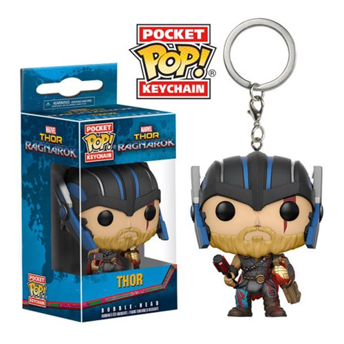 Thor Ragnarok Thor Pocket Pop! Key Chain
