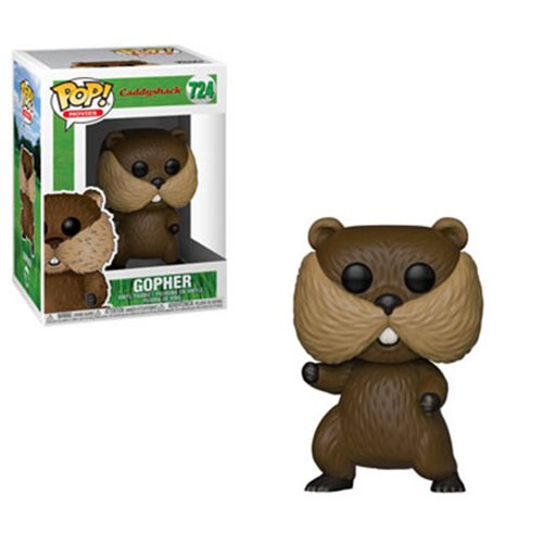 Caddyshack Gopher Pop! Vinyl Figure