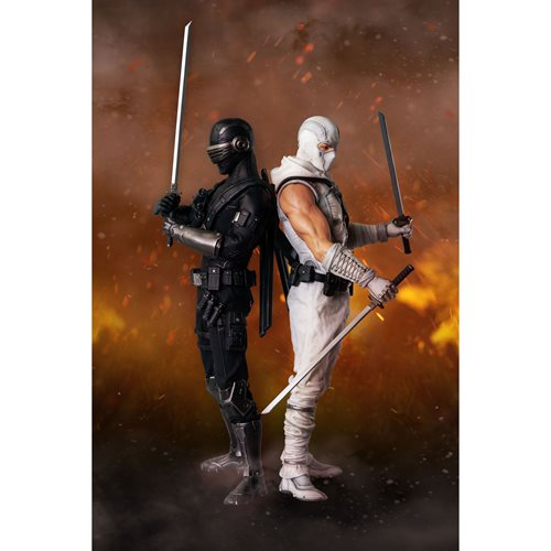 G.I. Joe Storm Shadow 1:6 Scale Action Figure