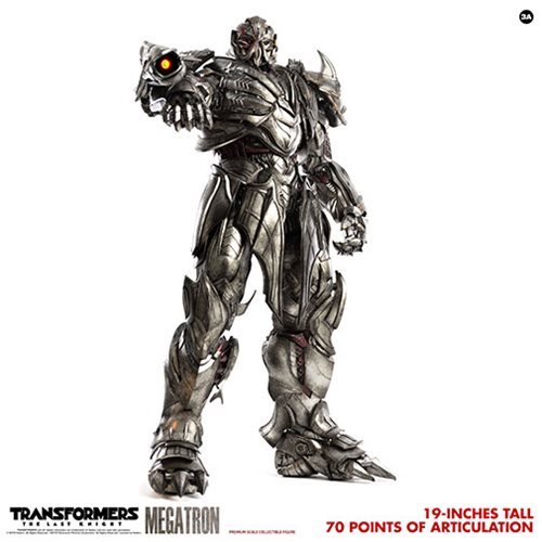 Transformers: The Last Knight Megatron Standard Version 1:6 Scale Action Figure