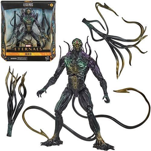Eternals Marvel Legends Kro Deluxe 6-inch Action Figure