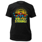 Doctor Strange Eye of Agamotto Black T-Shirt