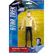 Star Trek: The Original Series Captain Kirk 6-Inch Bendable Action Figure