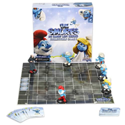 Smurfs No Smurf Left Behind WizKids Game