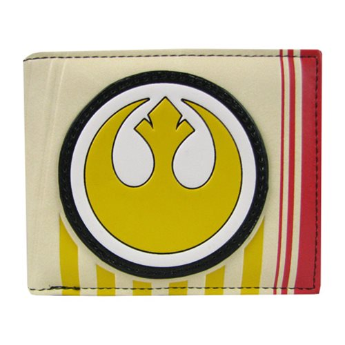 Star Wars: The Last Jedi Rebel Pilot Bifold Wallet