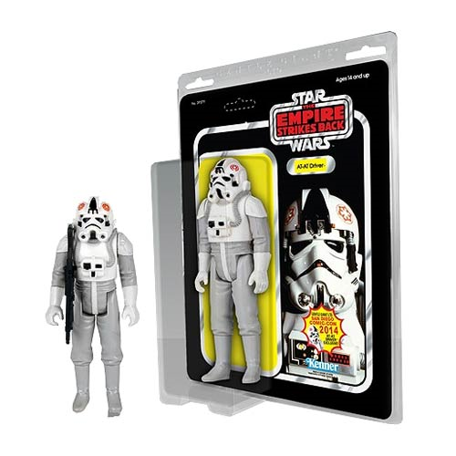 Star Wars AT-AT Driver Jumbo Kenner Action Figure - SDCC 2014 Exclusive