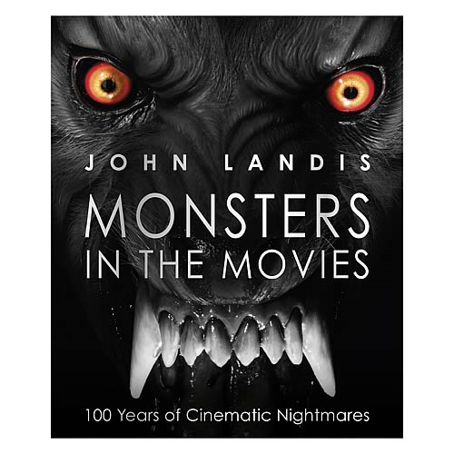 Monsters in the Movies Book