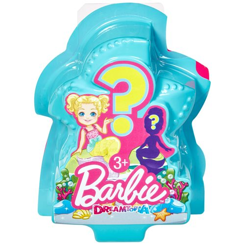 Barbie Dreamtopia Surprise Mermaid Doll Case