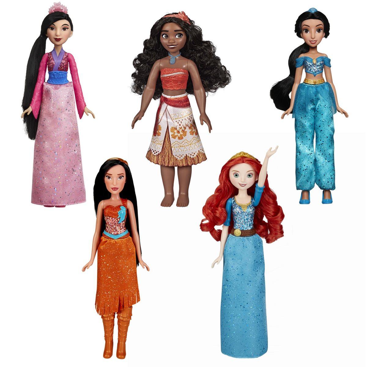 Moana Doll Disney Princess Royal Shimmer