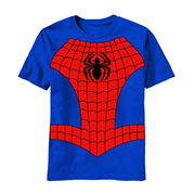 Spider-Man Juvy Costume T-Shirt