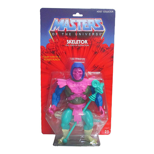 Masters of the Universe Skeletor Color Combo D 12-Inch Figure