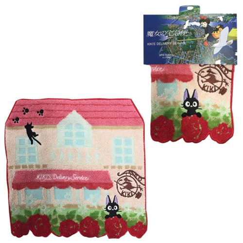 Kiki's Delivery Service Jiji Flower Maison Mini Towel