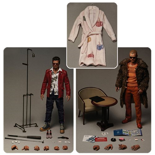 Fight Club Tyler Durden Action Figure Special 2-Pack