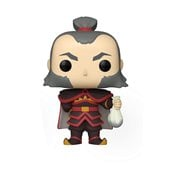 Avatar: The Last Airbender Admiral Zhao Pop! Vinyl Figure