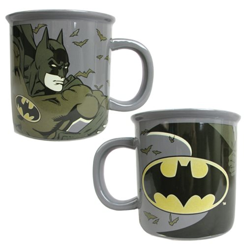Batman 52 oz. Ceramic Monster Mug, Not Mint