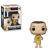 Stranger Things Eleven in Burger T-Shirt Pop! Vinyl Figure