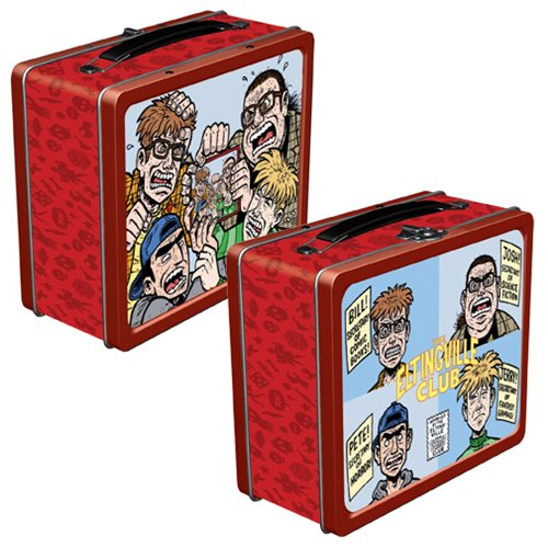 Eltingville Club Tin Tote Lunch Box