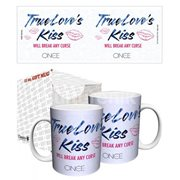 Once Upon a Time True's Love Kiss 11 oz. Mug