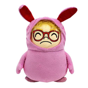 A Christmas Story Ralphie in Pink Bunny Suit Gordos Plush