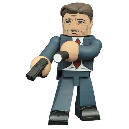 X-Files 2016 Fox Mulder Vinimate Vinyl Figure
