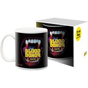 Hammer Horror Blood Donor 11 oz. Mug