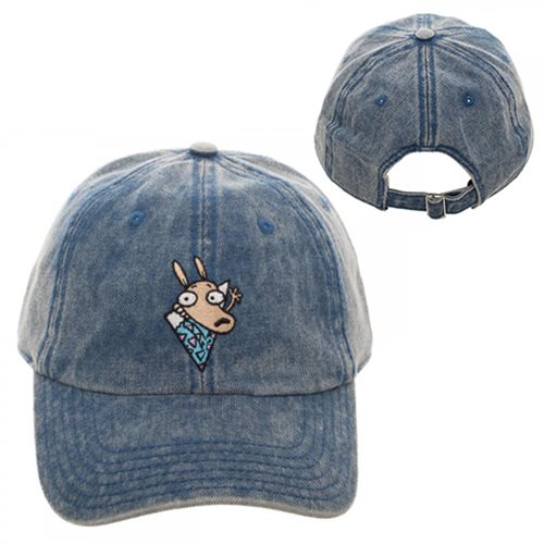 Rocko's Modern Life Adjustable Hat