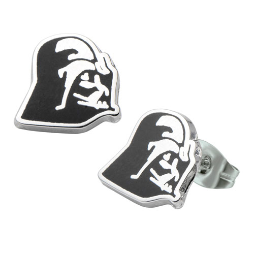 Star Wars Darth Vader Stud Earrings