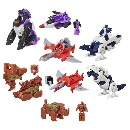Transformers Generations Titan Masters Wave 5 Case