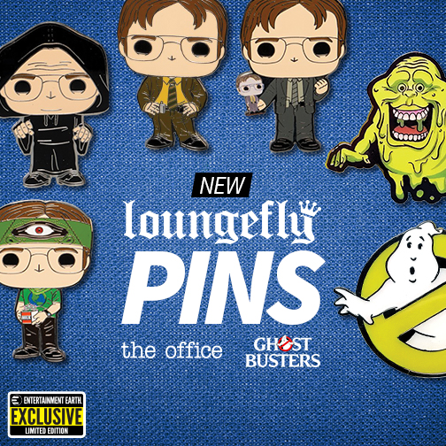 Loungefly Pins