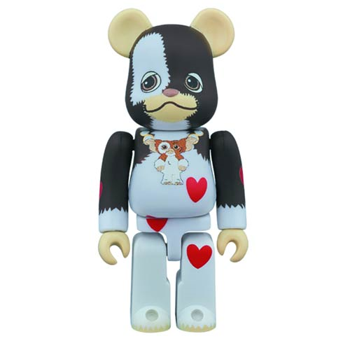 Gremlins Gizmo Muveil Version 100% Bearbrick Figure