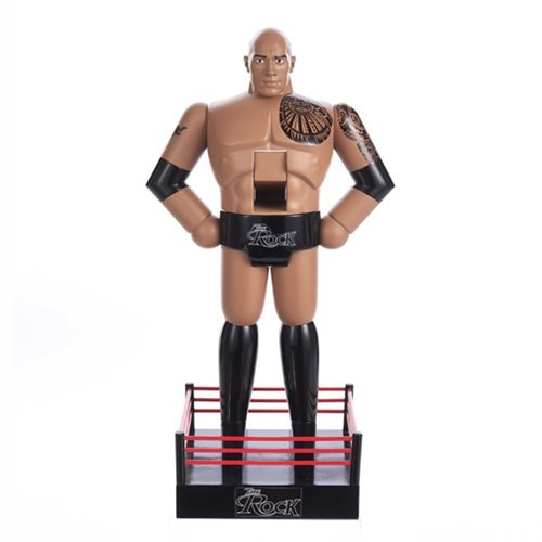 WWE The Rock 10-Inch Nutcracker