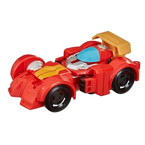 Transformers Rescue Bots Academy Rescan Hot Shot