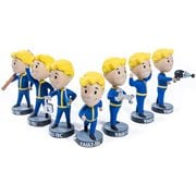 Fallout Vault Boy 76 Series 1 Bobblehead Set 7-Pack Set