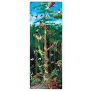 Rain Forest Floor 100-Piece Puzzle