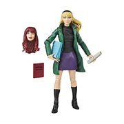 Spider-Man Retro Marvel Legends Gwen Stacy 6-Inch Action Figure