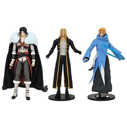Castlevania Select Series 1 Action Figure Set